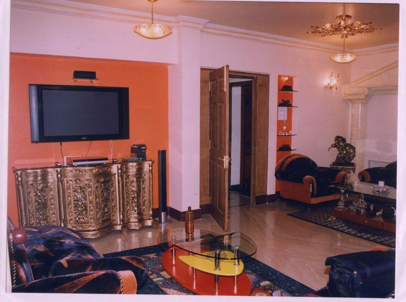 HALL DECORATION